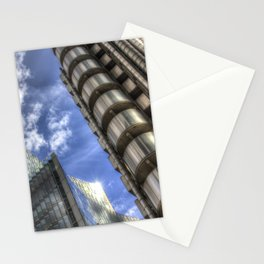 Lloyd's and Willis Group London Stationery Cards