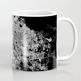 Guadalajara map Coffee Mug