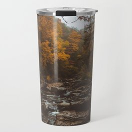Glade Creek - Babcock State Park Travel Mug