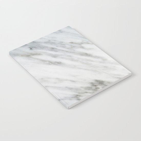 Carrara Italian Marble Notebook