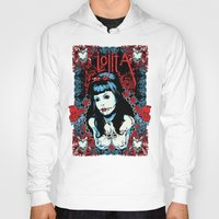 lolita Hoodies featuring Lolita by Tshirt-Factory