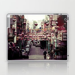 San Francisco 2 Laptop & iPad Skin