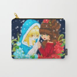 Goddesses of Winter Carry-All Pouch