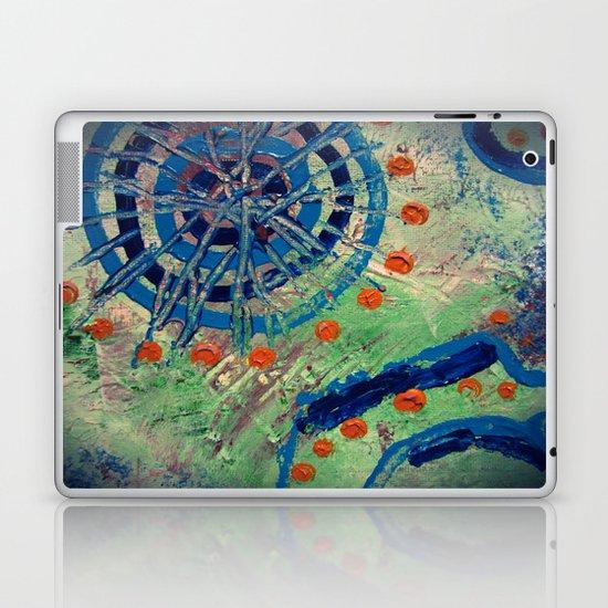 Compass Dial Laptop & iPad Skin