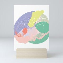 Muffin mess pt. 3 Mini Art Print