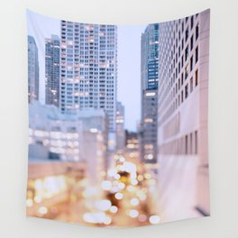 Pastel Nights Wall Tapestry