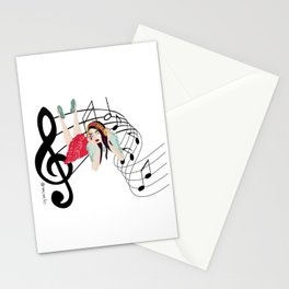 Relax Time Stationery Cards