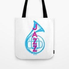 Jazz Love Tote Bag