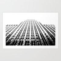 Arc.002 Art Print