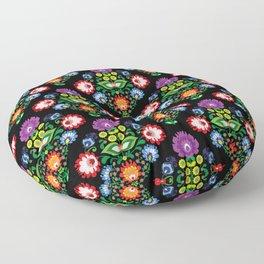 Folk Floor Pillow
