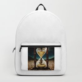 Sands of Time ... Memento Mori Backpack