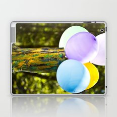 Boot And Balloons Laptop & iPad Skin
