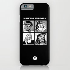 Blackwax Boulevard Album Cover  iPhone 6s Slim Case