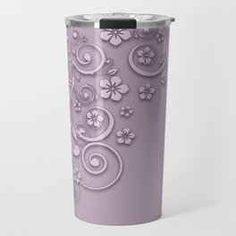 With a flourish B2 Travel Mug