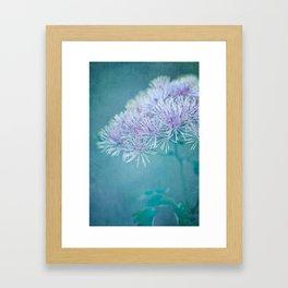 dreamy nature Framed Art Print