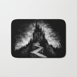 Vampire Castle Bath Mat