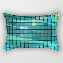 Guided by the Light Rectangular Pillow