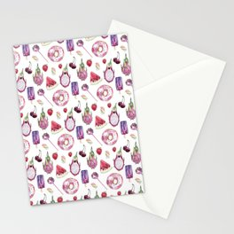 Oooh sweet love Stationery Cards