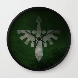 Repent! For tomorrow you die! Wall Clock