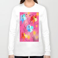 chaos Long Sleeve T-shirts featuring Chaos by sladja