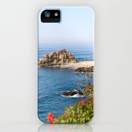 The Lagoon. iPhone Case