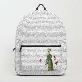 Pride & Prejudice - Zombified Backpack
