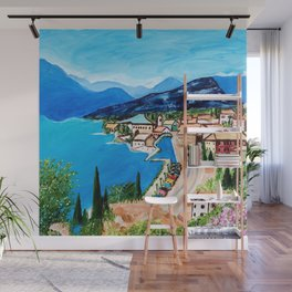 Lake Garda, Italy Wall Mural