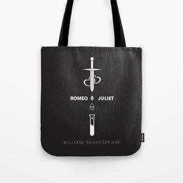Romeo and Juliet Poster 01 Tote Bag
