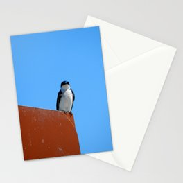 Swallow & Sky Stationery Cards