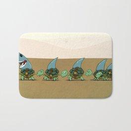Land Sharks Bath Mat