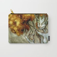 Golden Dryad Carry-All Pouch