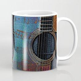 GUITAR BLUES Coffee Mug