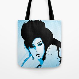 Love Amy - Valerie - Pop Art Tote Bag