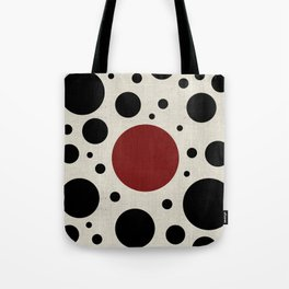 """""""Abstract Japanese Cow"""" Tote Bag"""