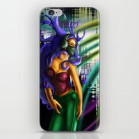 bass iPhone & iPod Skins featuring Bass by A_Wags