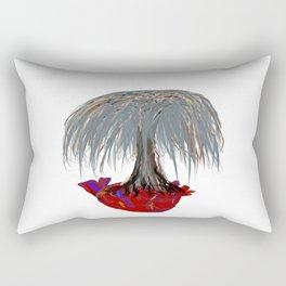My Grey Tree Rectangular Pillow