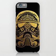 Mandala StormTrooper - Gold Foil Slim Case iPhone 6s