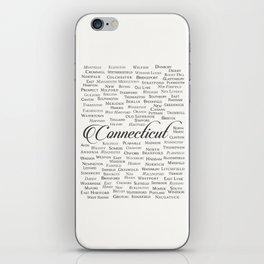 Connecticut iPhone Skin