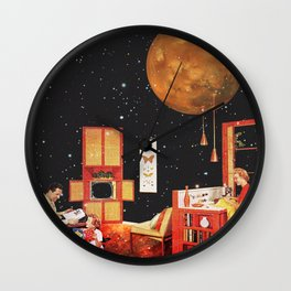Home is Wall Clock