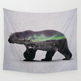 Polar Bear Wall Tapestry