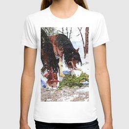 """Gentle Giants"" T-shirt"