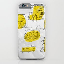 My House is Your House iPhone Case