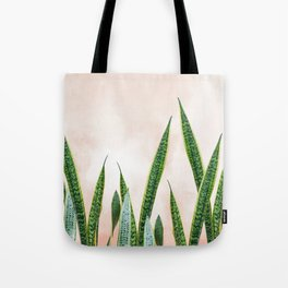 Dreaming candy cotton with green Tote Bag