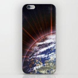 Earthview iPhone Skin