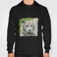 THE BEAUTY OF WHITE TIGERS Hoody