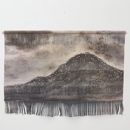 Norwegian Mountain by Gerlinde Wall Hanging