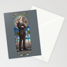 Art Nouveau - Phil Coulson Stationery Cards