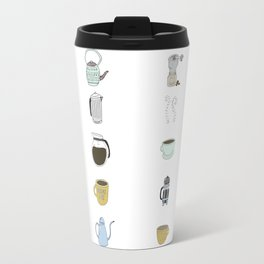 Coffee Days Travel Mug