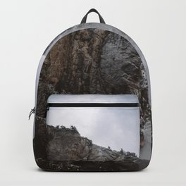 Bridalveil Fall Yosemite Backpack