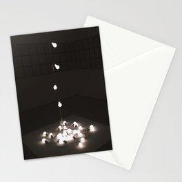 MoMA Lightbulb Exhibit Stationery Cards